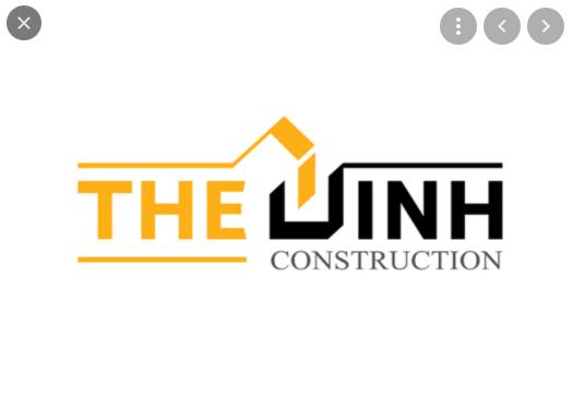 Logo thiết kế xây dựng đẹp